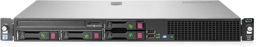 HP DL20 G9